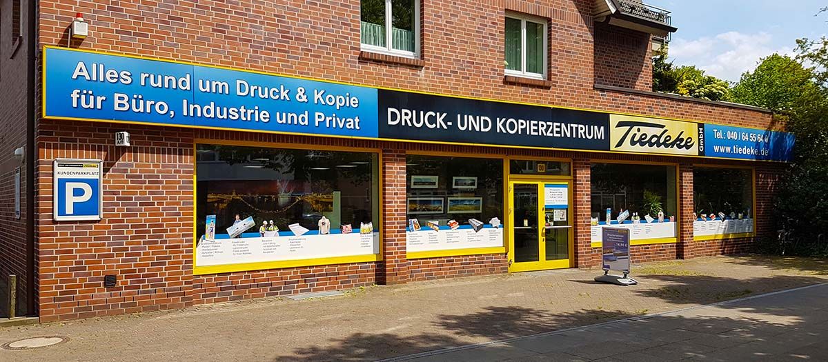 Express Druck Hamburg Express Lieferung Www Tiedeke De