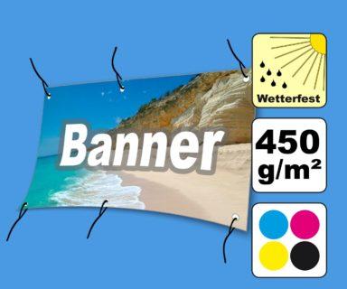 Banner drucken Hamburg