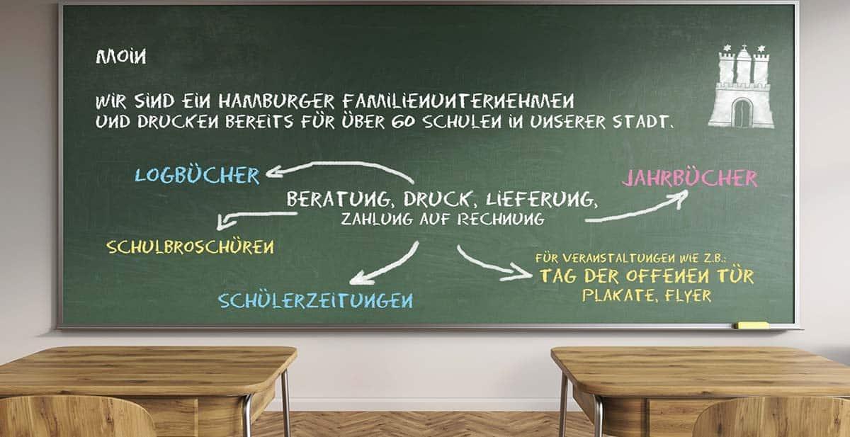 Schulen Druckerei