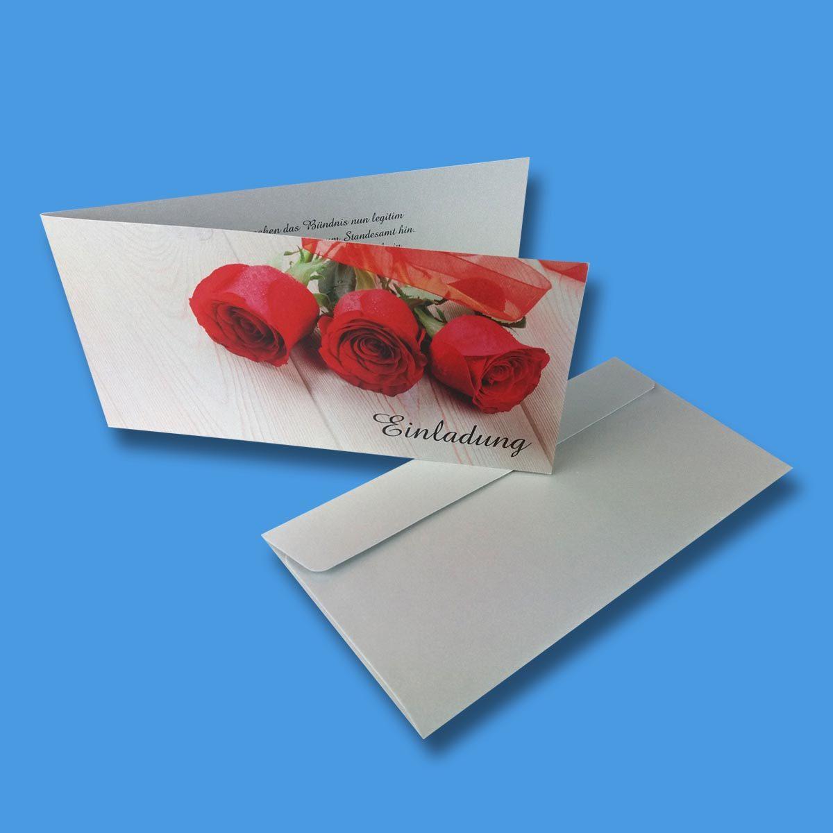 Einladungskarten drucken