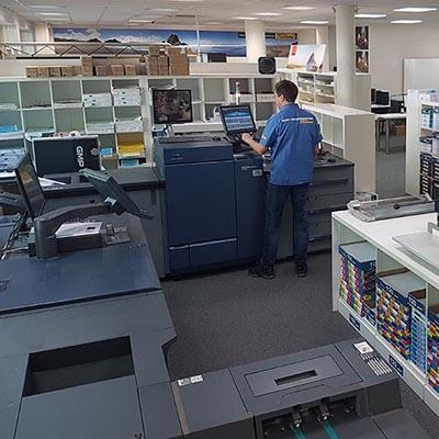 Druckerei Und Copyshop Hamburg Druckzentrum Tiedeke Gmbh