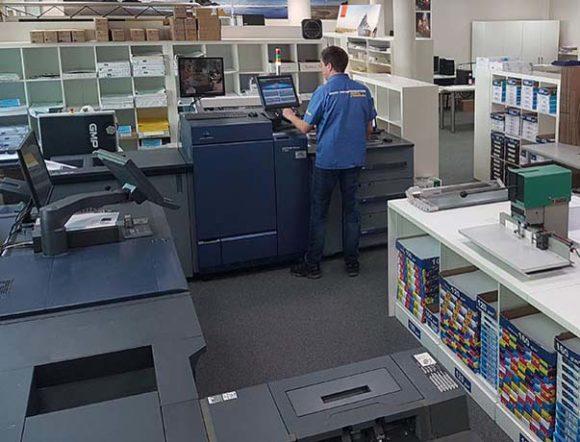 drucken Hamburg Wandsbek Druckerei Digitaldruck