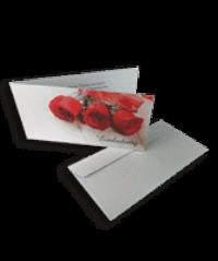 Wir drucken Ihnen Einladungskarten, Geburtskarten, Weihnachtskarten und Klappkarten in unserer Druckerei in Hamburg